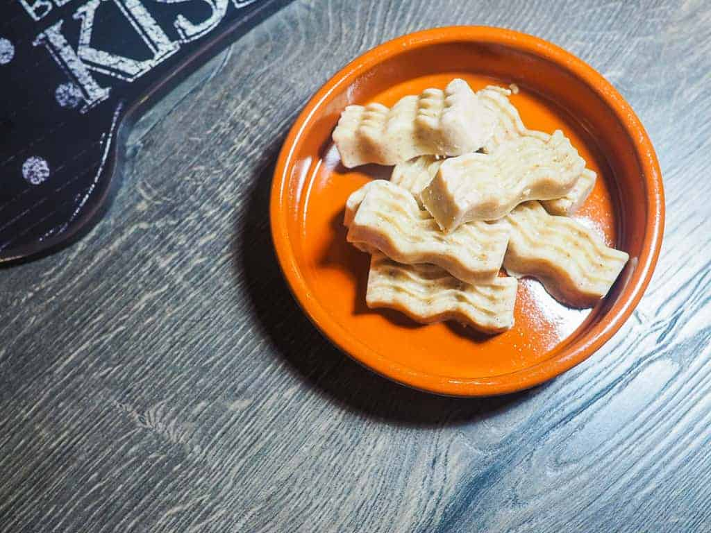 Homemade Frozen Dog Treats With Peanut Butter And Banana Southern Bytes